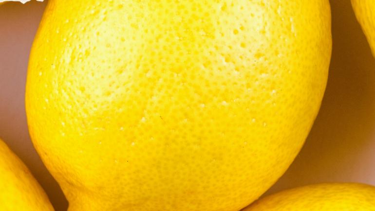 Lemons: How beneficial are lemons?
