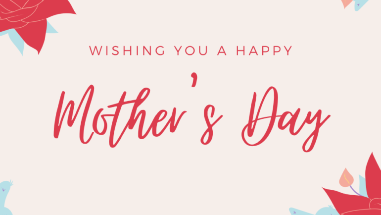 Mother's Day: Celebrating our mothers as first doctors.