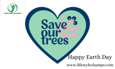World Earth Day: Restore Our Earth.